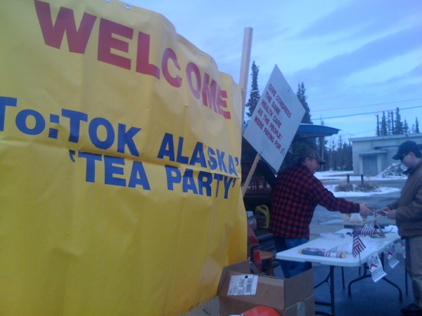 Tok Alaska Tea Party